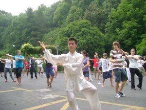 kung fu china school
