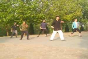 learn tai chi in china