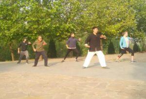 learn tai chi in china