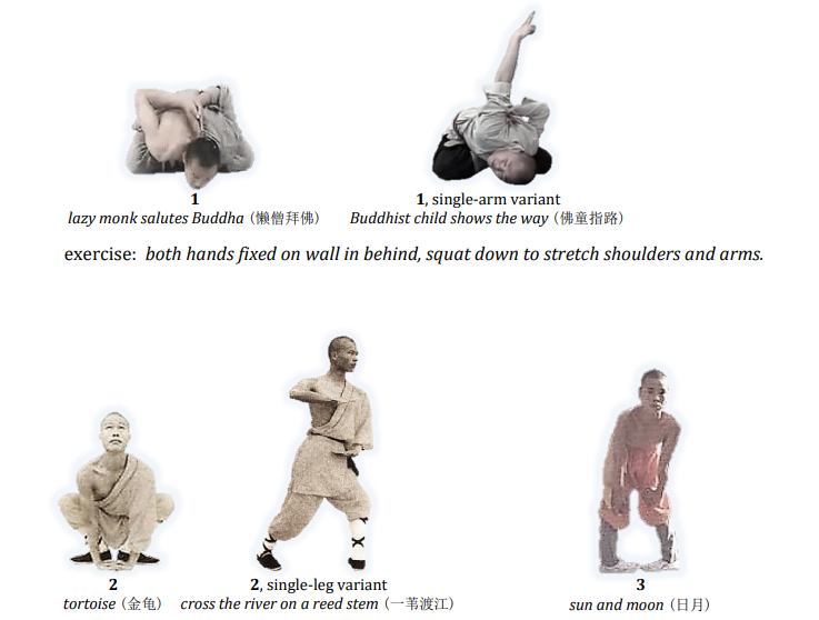 train with shaolin monks