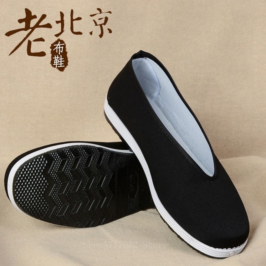 Men Bruce Lee Wing Chun Shoes Tai Chi