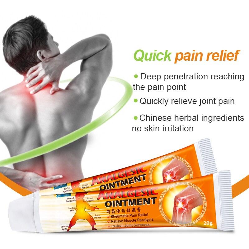 Shaolin Analgesic Cream