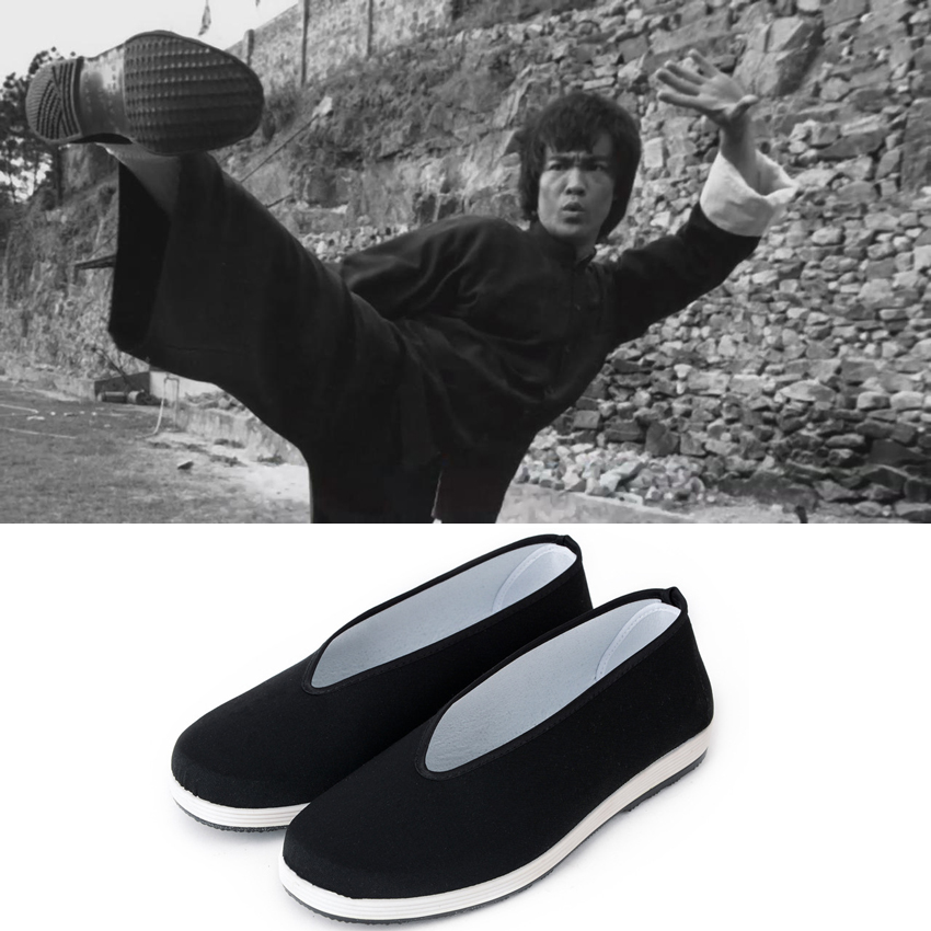 Bruce Lee Wing Chun Martial Arts Shoes